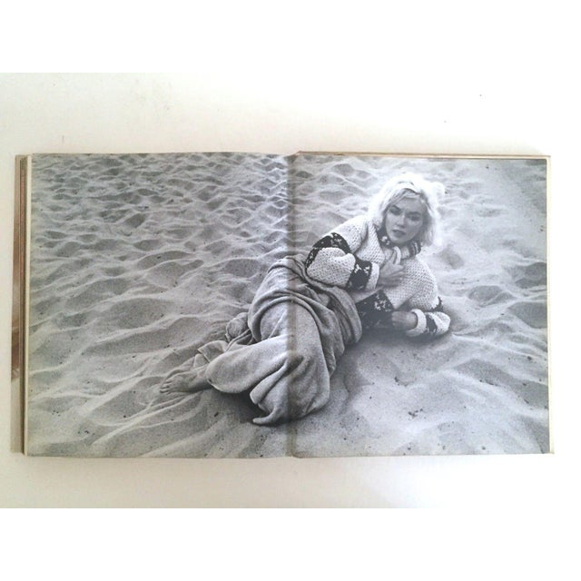 """ Marilyn Biography "" Norman Mailer Vintage 1973 Rare 1st Edtn Iconic Collector's Photography Book For Sale - Image 9 of 13"