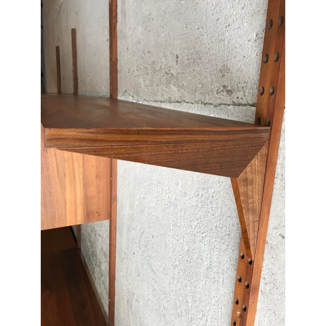 Poul Cadovius Teak Cado Wall Unit Denmark For Sale - Image 12 of 13