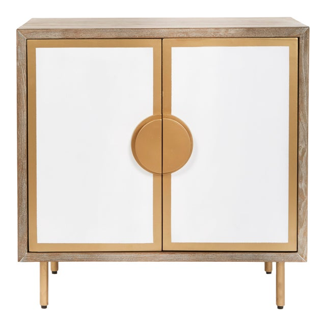 Modern Positano Accent Cabinet For Sale