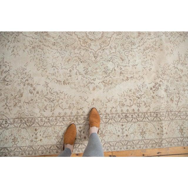 "Vintage Oushak Carpet - 6'10"" x 10'2"" - Image 4 of 12"