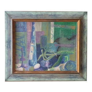 Abstract. Newly Framed For Sale
