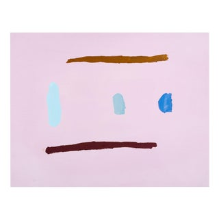 """Laura Newman """"Five Marks"""", Painting For Sale"""