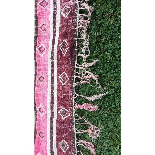 Vintage Moroccan Berber Rug - 6′1″ × 8′8″ - Image 5 of 5