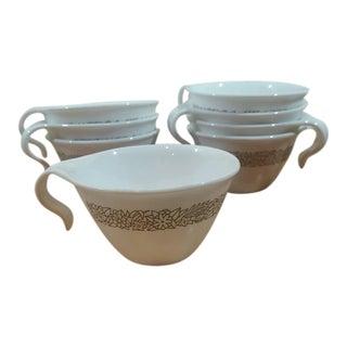 Corelle Porcelain Coffee/ Tea Mugs - Set of 8