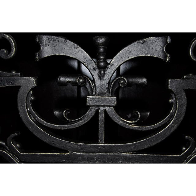Cast Iron Console For Sale - Image 4 of 5