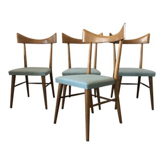 Set of Four Paul McCobb for Planner Group Dining Chairs For Sale