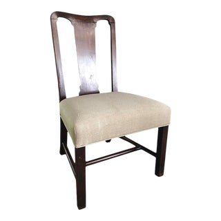 English George II Chippendale Chair, 18th Century For Sale