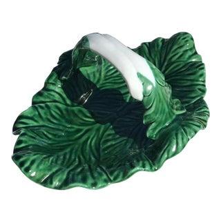 Horchow Leaf Platter For Sale