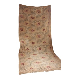 1900 Antique Art Nouveau Curtain For Sale
