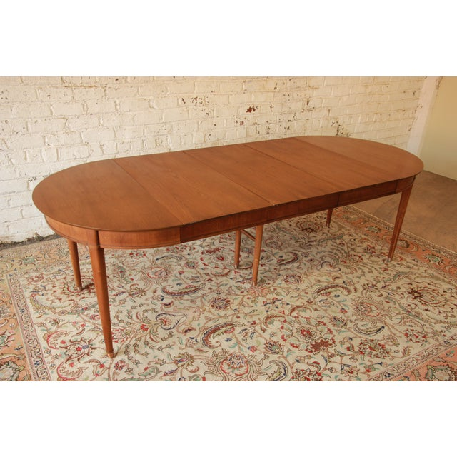 Henredon Mid-Century Dining Table - Image 2 of 9