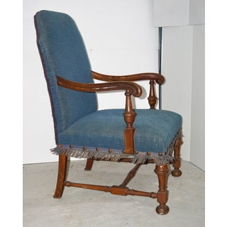 Late 17th Century English William & Mary Armchair (Ca. 1695) Preview