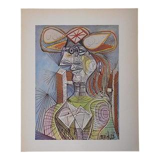 Vintage Picasso Lithograph VI