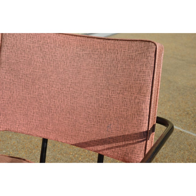 Black Vintage Mid-Century Modern Viko Baumritter Lounge Chair For Sale - Image 8 of 13
