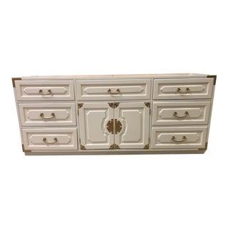 Bernhardt Lacquered Asian Accent Dresser