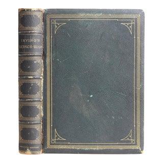 """1865 """"Sketchbook of Geoffrey Crayon Gent"""""""