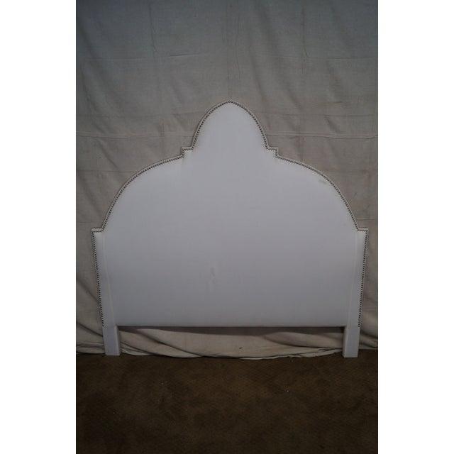 Avery Boardman Upholstered Queen Size Headboard - Image 6 of 10