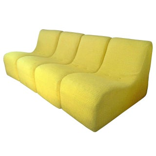 Milo Baughman for Thayer Coggin Sectional Sofa For Sale