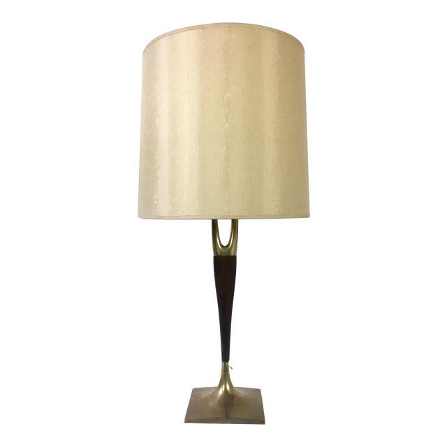 Gerald Thurston Mid-Century Wishbone Table Lamp for Laurel Lamp Co. - Image 1 of 9