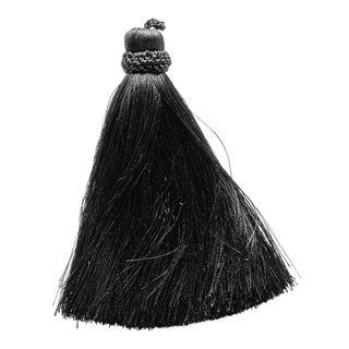 "Traditional Custom 5"" Black Tassel For Sale"