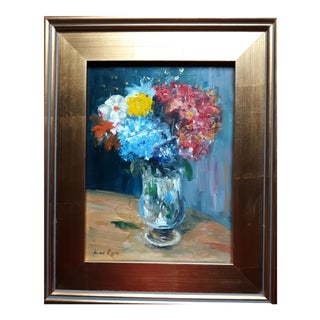 """""""Wildflowers"""" by Nino Pippa Includes Coa For Sale"""