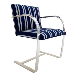 Kule X Forsyth Ludwig Mies Van Der Rohe Brno Chair For Sale