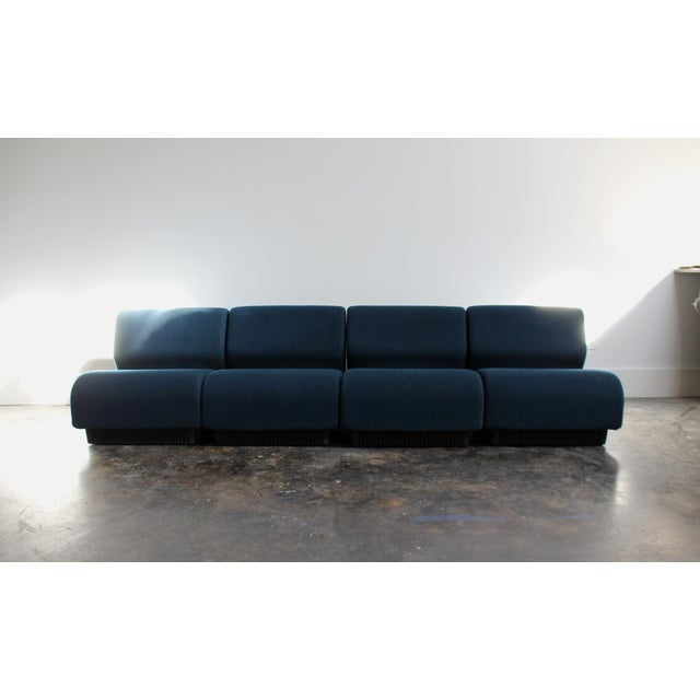 Vintage Modern Modular Sofa By Don Chadwick For Herman Miller Chairish