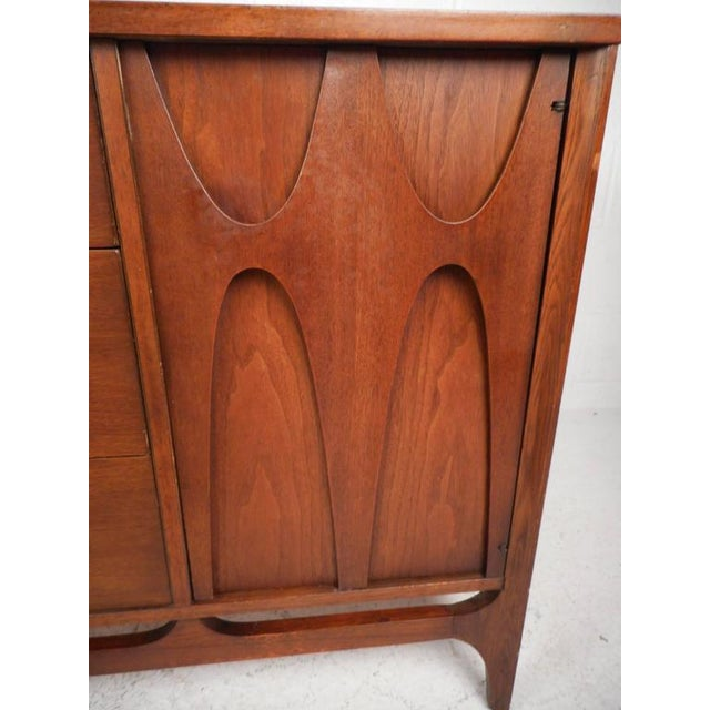 Broyhill Brasilia Style Mid-Century Credenza For Sale - Image 9 of 10