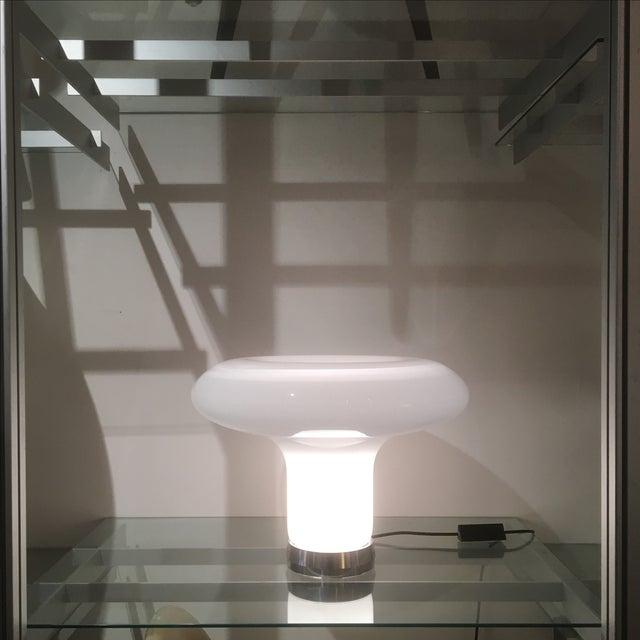 Italian Lareico Mushroom Lamp For Sale - Image 7 of 8