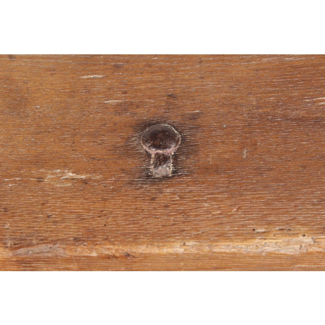 19th-C. Dowry Chest - Image 9 of 11