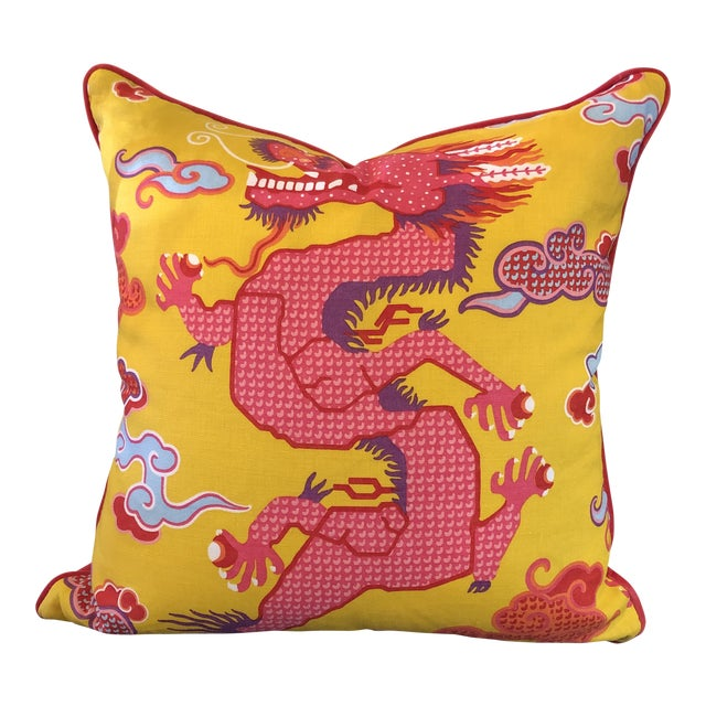 Dragon Pillow For Sale