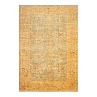 Mansion Hand-Knotted Rug For Sale