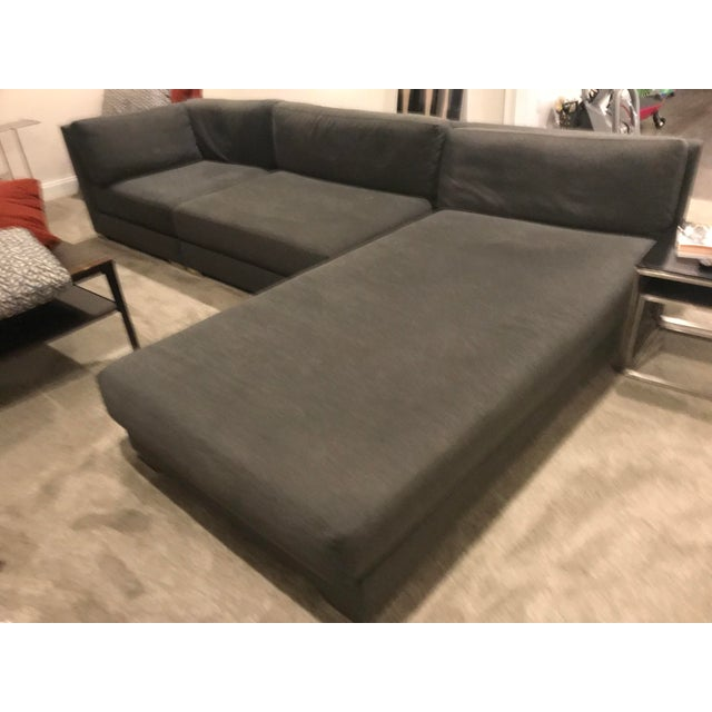 Donghia Sectional Sofa For Sale - Image 9 of 9