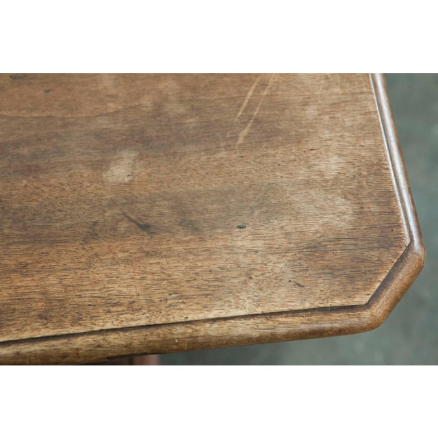 Brown 18th Century Italian Table For Sale - Image 8 of 8