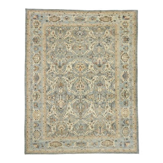 Contemporary Persian Sultanabad Rug - 14'00 X 17'10 For Sale