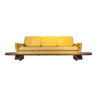 Floating Sofa by Samson Berman For Sale