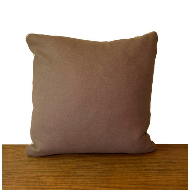 Contemporary Hermes Flamée Pillow Cover For Sale - Image 3 of 5