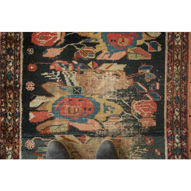 Antique Karabagh Lilihan Rug - 2′7″ × 4′1″ - Image 10 of 10