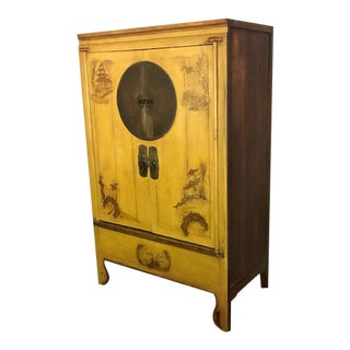 Antique Chinese Cabinet For Sale