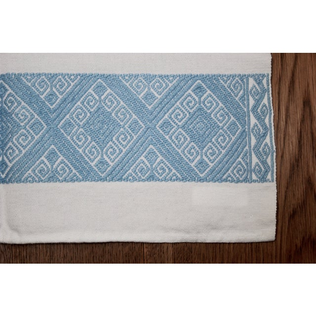 Hand-Woven Chiapas Placemats - Pair - Image 4 of 6