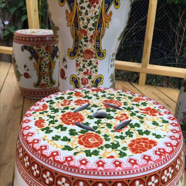Asian Multi-Use Concrete Set (Garden) For Sale - Image 10 of 11