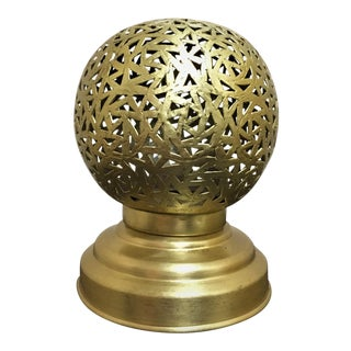 Moroccan Moroccan Desk Lamp For Sale