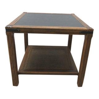 Vintage Brandt Ranch Oak Mid Century Table For Sale
