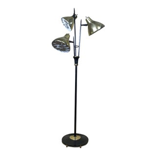 Gerald Thurston for Lightolier 'Triennale' Floor Lamp