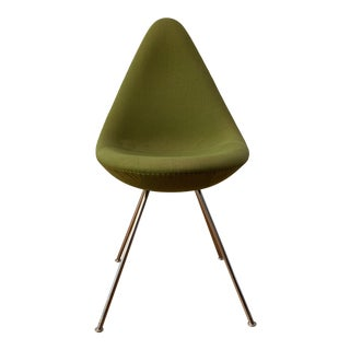 Upholstered Drop Chair by Arne Jacobson / Republic of Fritz Hansen