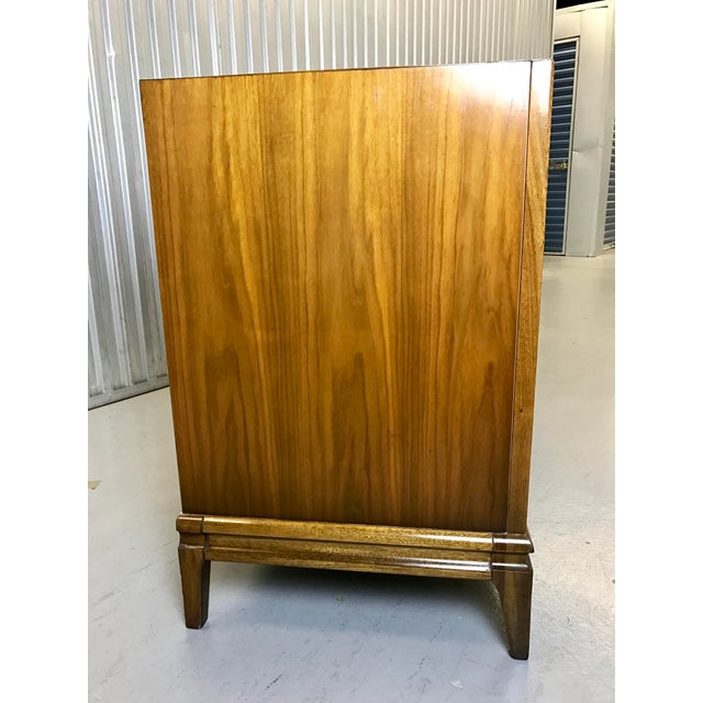Mid-Century Nine Drawer Dresser - Image 10 of 11