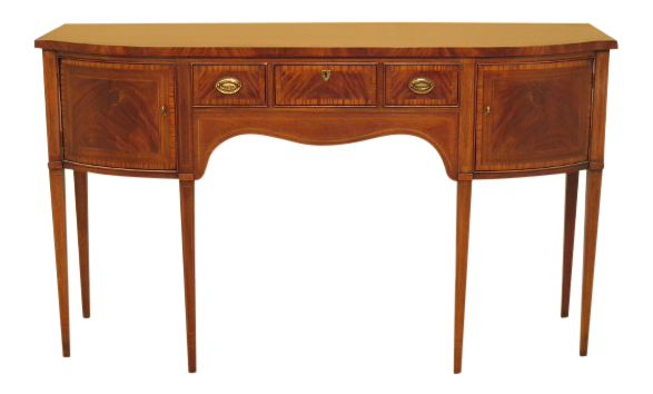 Drexel Federalist Style Mahogany Sideboard