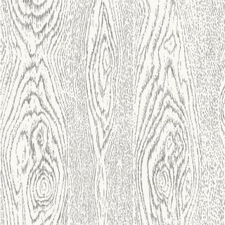 Cole & Son Wood Grain Wallpaper Roll - Smoked Oak For Sale