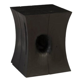 Phillips Collection Peep Hole Side Table For Sale