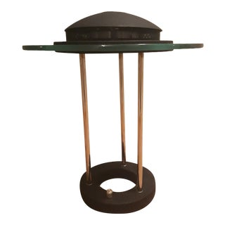 Vintage Robert Sonneman Saturn Lamp For Sale