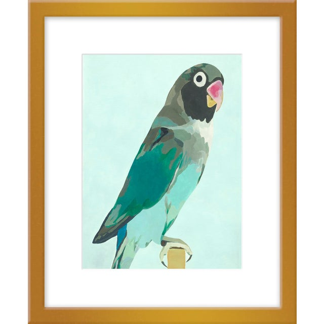 """Small """"Arlo"""" Print by Neicy Frey, 17"""" X 21"""" For Sale"""